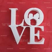 Логотипы, буквы, фигуры из пенопласта фото