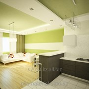Дизайн кухня и гостиная фото