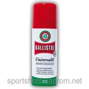Масло оружейное Klever Ballistol spray 50ml фото