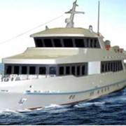 """Переоборудование теплохода пр.839 """"Богема"""" в туристический теплоход, Суда морские и океанские пассажирские фото"""