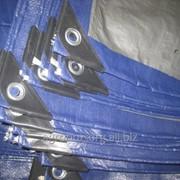 Тент «Тарпаулин», 10м х 15м, 180 г/м2, синий фото