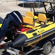 Лодка Rib от Captain капитан САР-520 РиБ, длина 5.2м фото