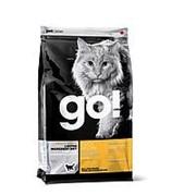 GO! 1.81кг Сухой беззеровой корм для котят и взрослых кошек с чувствительным пищеварением Утка фото