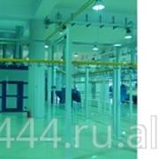 Комплексная высокопроизводительная линия с применением комбинированных технологий подготовки поверхности и окраски фото
