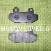 Колодки тормозные, дисковые Y202698 Китайский скутер PRS GY 6 125-150 куб, Китайский мотоцикл , Китайский м фото