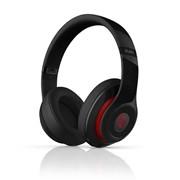 Studio Beats by Dr. Dre наушники полноразмерные проводные, Hi-Fi, Mic., оголовье, Чёрный фото