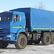 Бортовой КамАЗ-43118-6023-46 (КамАЗ 43118-46) фото