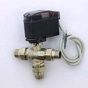 Кран латунный шаровой Emmeti Modulo Compact Ду 25 Ру 25 двухходовой фото