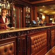 Барна стійка, меблі для барів, меблі для ресторанів фото