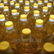 Масло подсолнечное: нерафинированое рафинированое фото