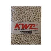 Шары KWS 6 мм 0,22 грамма (2000 шт.) (39033) фото
