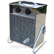 Бытовые тепловентиляторы КЭВ-3 нержавеющая сталь фото