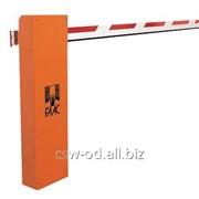 Шлагбаум электрогидравлический стрела до 5 метров фото