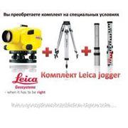 Нивелир Leica от 65 554 теге за комплект фото