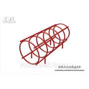 Тоннель кольцевой для лазанья. фото