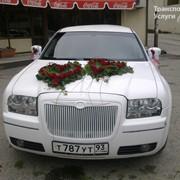 Прокат лимузина на свадьбу фото