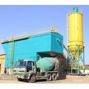 Бетонные завод БСУ DN-60 товар отчественного пароизводителя фото