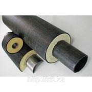 Труба стальная в ППУ изоляции d57 ГОСТ 30732-2006 фото