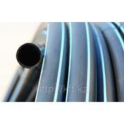 Трубы ПЭ 90х5,4 фото