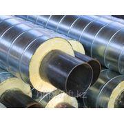 Труба стальная в ППУ изоляции d273 ГОСТ 30732-2006 фото