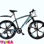 """Велосипед горный stex prometey 261801sl/02 (17"""") фото"""