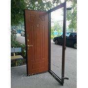 Металличсекие двери фото