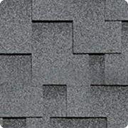 Битумная черепица SHINGLAS (Шинглас) ДЖАЙВ Серый фото
