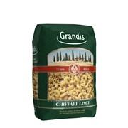"""Изделия макаронные """"Grandis"""" рожки гладкие 450 г фото"""
