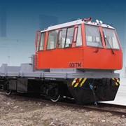Мотовоз тяговый ТМ с электроприводом фото