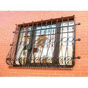 Решетки на окна и двери фото