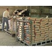 Цемент ШПЦ М400 (тара) в четырех слойных бумажных мешках по 50 кг. фото