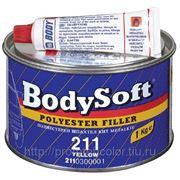 Шпатлевка Body 211 SOFT 1 кг. фото