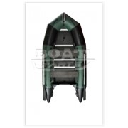 Надувная лодка AquaStar K-350 зеленая фото