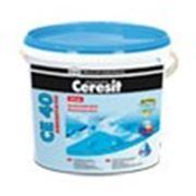 Эластичная фуга CE 40 aquastatic, 2кг бел.(производство РБ) фото