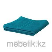 Банное полотенце бирюзовый ФРЭЙЕН фото