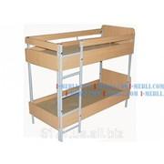 Кровать КМД-5 фото