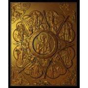 3D-модель иконы Неопалимая Купина фото