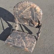 Поворотное кресло в лодку фото