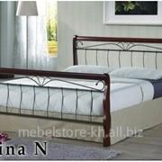 Кровать Амина (Amina) N 1.6 м фото