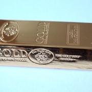 Зажигалка в виде слитка золота ОПТОМ фото