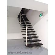 Лестница междуэтажная фото