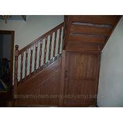 Лестницы Алматы — Производство лестниц и других столярных изделий фото