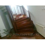 Лестницы винтовые и маршевые фото