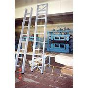 Лестницы диэлектрические стеклопластиковые фото