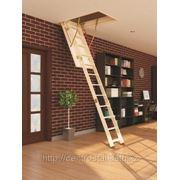 Чердачная лестница FAKRO LWК Komfort 70х130х305см фото