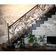 Кованые лестницы, кованые перила для лестниц фото