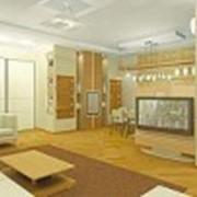 Дизайн-проект интерьеров-эскизы фото
