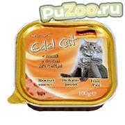 Edel cat - паштет с птицей для кошек от 8 месяцев эдель кэт фото