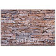 Декоративный камень Сланец коричневый фото