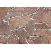 Натуральный камень ( песчаник ) фото